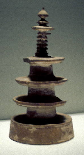 Hyakumanto Darani - pagodă miniaturală