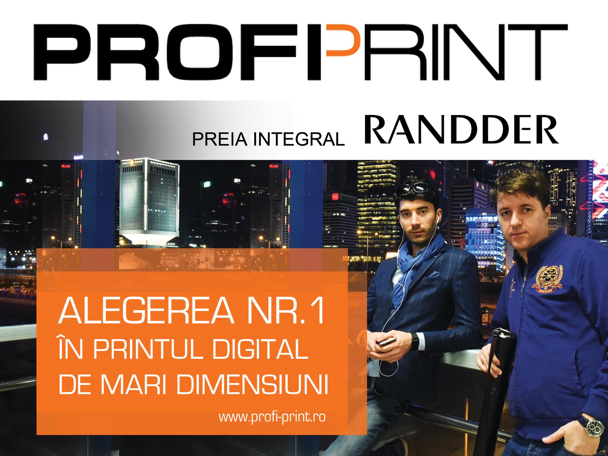 ProfiPrint - Randder